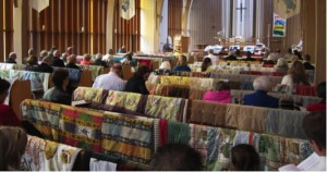 Blessing of the Quilts April 2015
