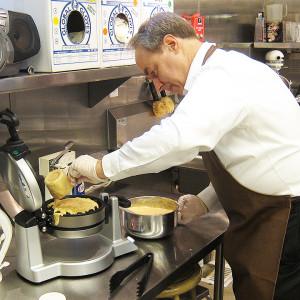 Hombase Sunday Waffles.Joel Matter.2